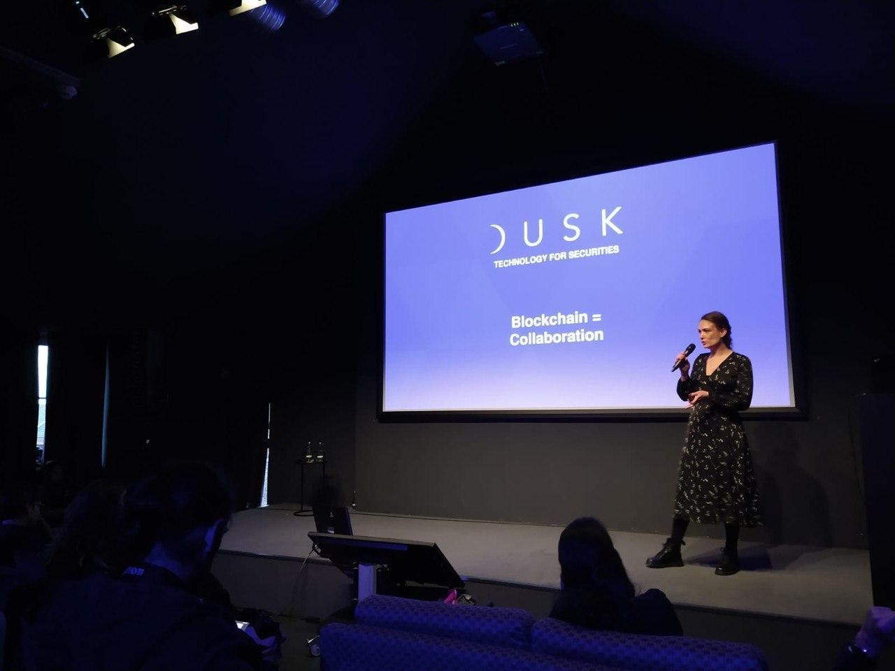 Blockchain collaboration German Blockchain - Dusk Network